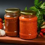 Chili Sauce IV