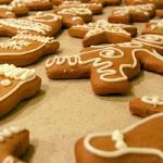 Ginger Cookies—Gingerbread Men