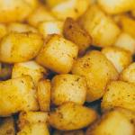 Hashed Brown Potatoes