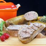 Home-made Pate de Foie Gras for Sandwiches