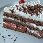Maraschino Cherry Chocolate Cake