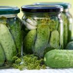 Nakladani Okurky (Dill Pickles)