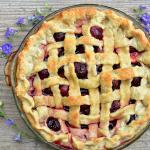 Pennsylvania Dutch Sour Cherry Pie