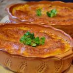 Scalloped Tomatoes III