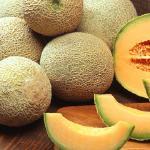 Spiced Cantaloupe