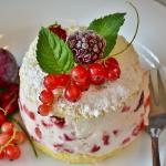Strawberry Tapioca Parfait
