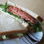 Striped Sandwiches