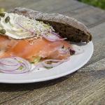Swedish Cold Salmon