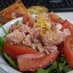 Tuna Crunch Salad