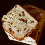 Whole-Wheat Butterscotch Raisin Bread